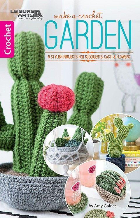Make A Crochet Garden | Pinterest | Häkeln