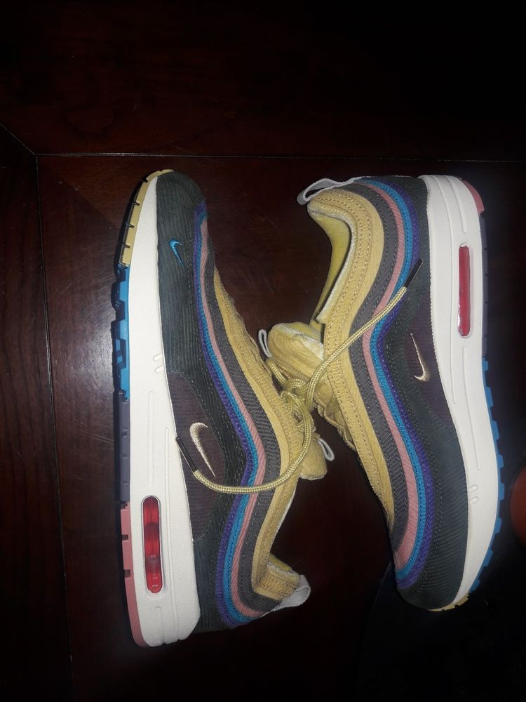 best service 64b91 34a2e NIKE AIR MAX 1 97 VF SW SEAN WOTHERSPOON Size 11 Men  fashion  clothing   shoes  accessories  mensshoes  athleticshoes (ebay link)