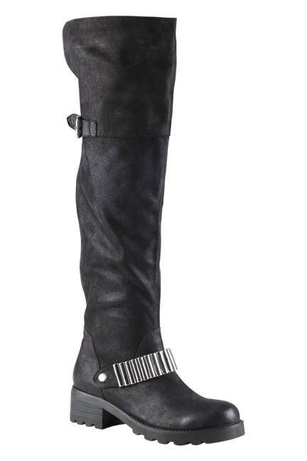 20 over-the knee boots ELLE loves