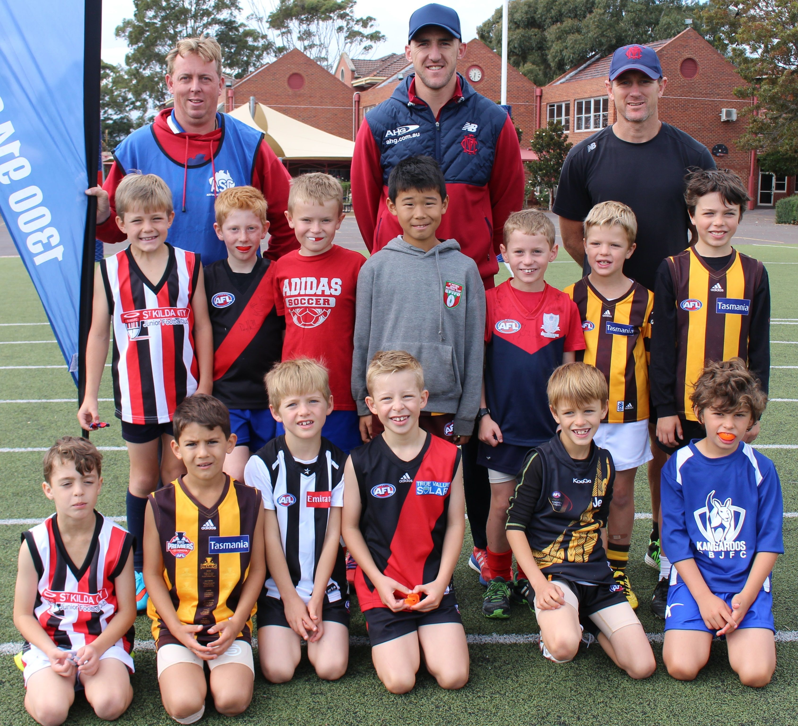 Huge achievement for ASC supporter Lynden Dunn playing in