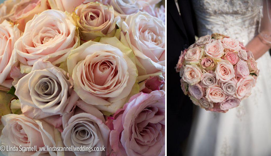 Bridal bouquet - pale pink | Wedding flowers |Kenilworth