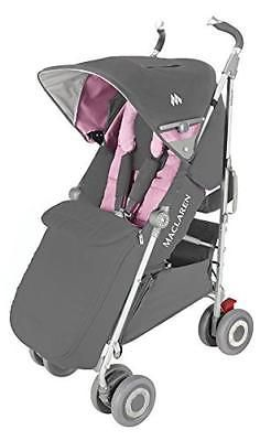 Maclaren Techno XLR Stroller Dove/Orchid Smoke New Free Shipping https://t.co/eqQrkfPUY7 https://t.co/2EFjCXnZq2