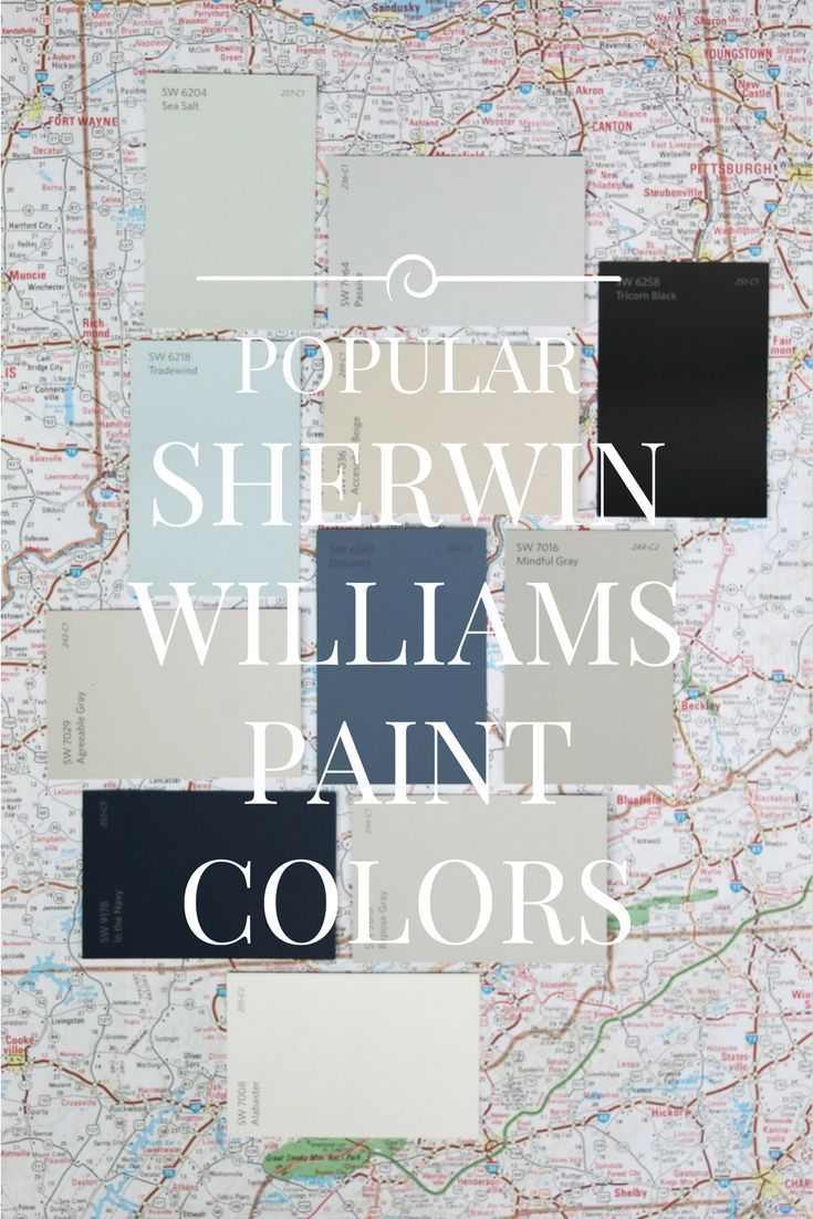 popular sherwin williams paint colors with images on popular designer paint colors id=70933