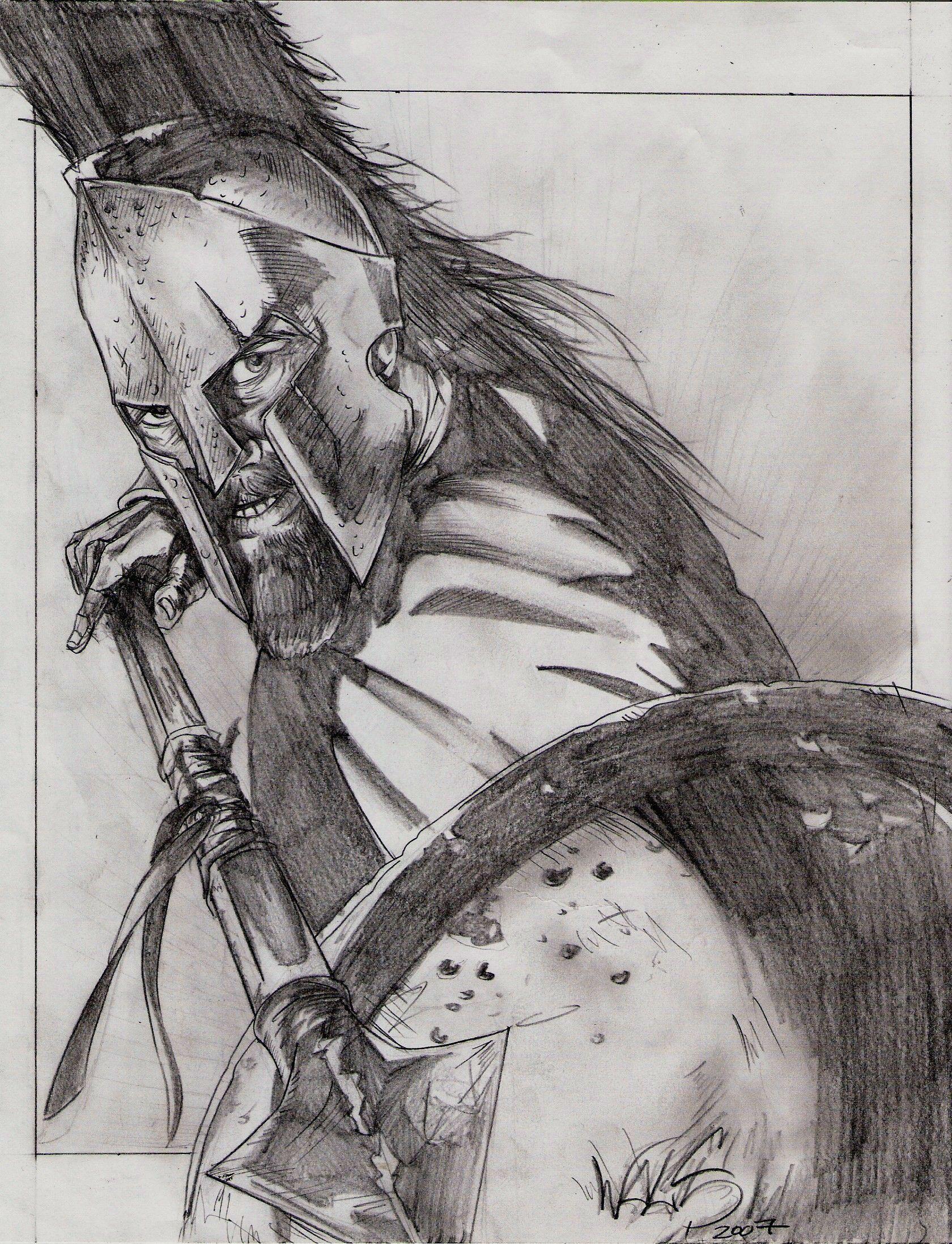 King Leonidas of Sparta | Art | Tatouage spartiate ...
