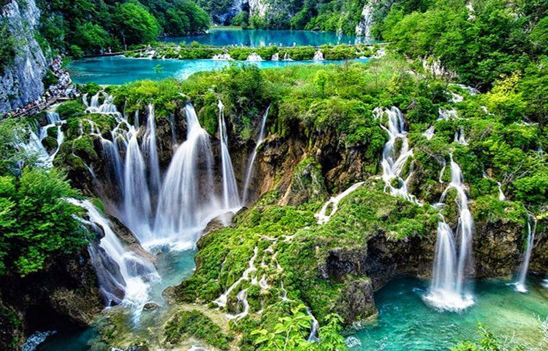 Image result for Plitvice Lakes, Croatia