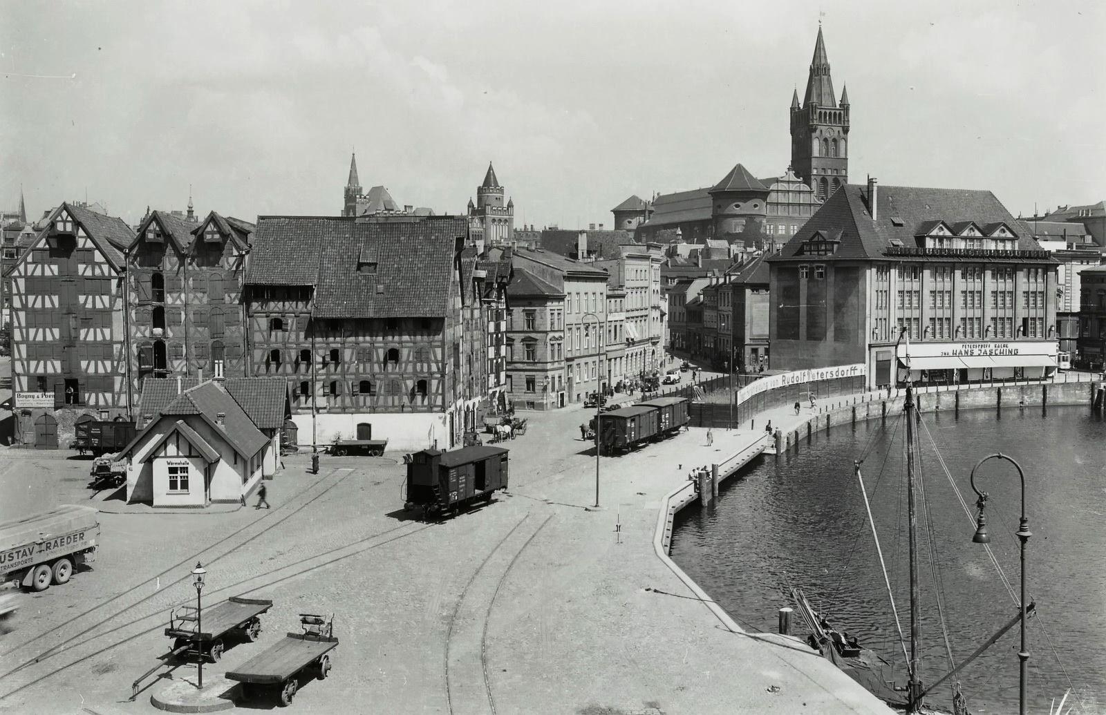 Исторические фото рейха в восточной пруссии