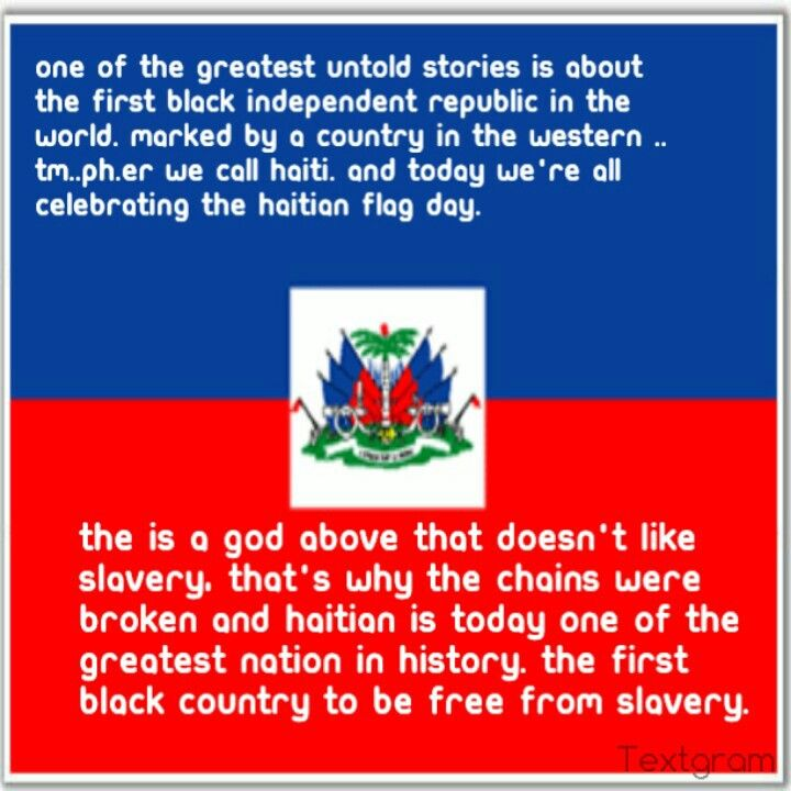 This Is Dedicated To All True Haitian Haitian Flag Haitian Dedication