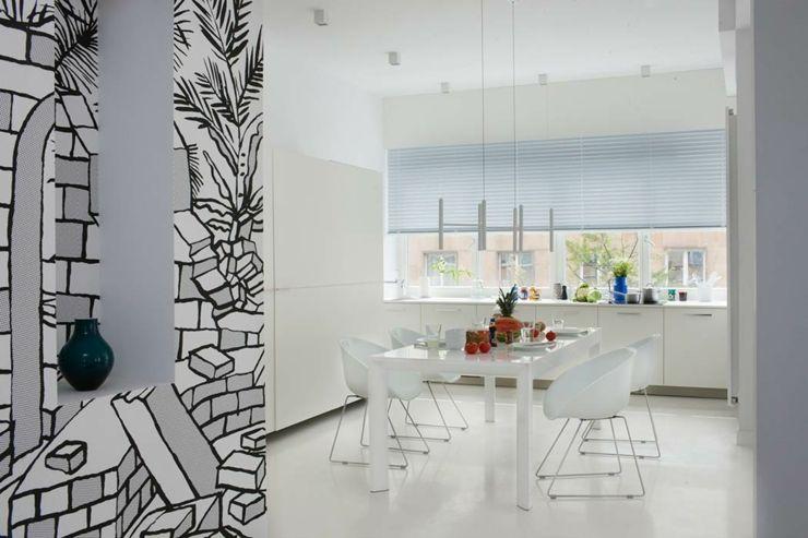 Merveilleux Côté Salle à Manger En Blanc à Lu0027ameublement Design