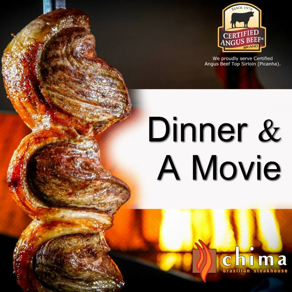 A dinner a movie did you know tysons corner amc