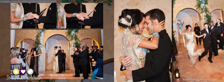 Wedding Sari Wedding Album #firstkiss #weddingalbum #grandentrance #firstdance