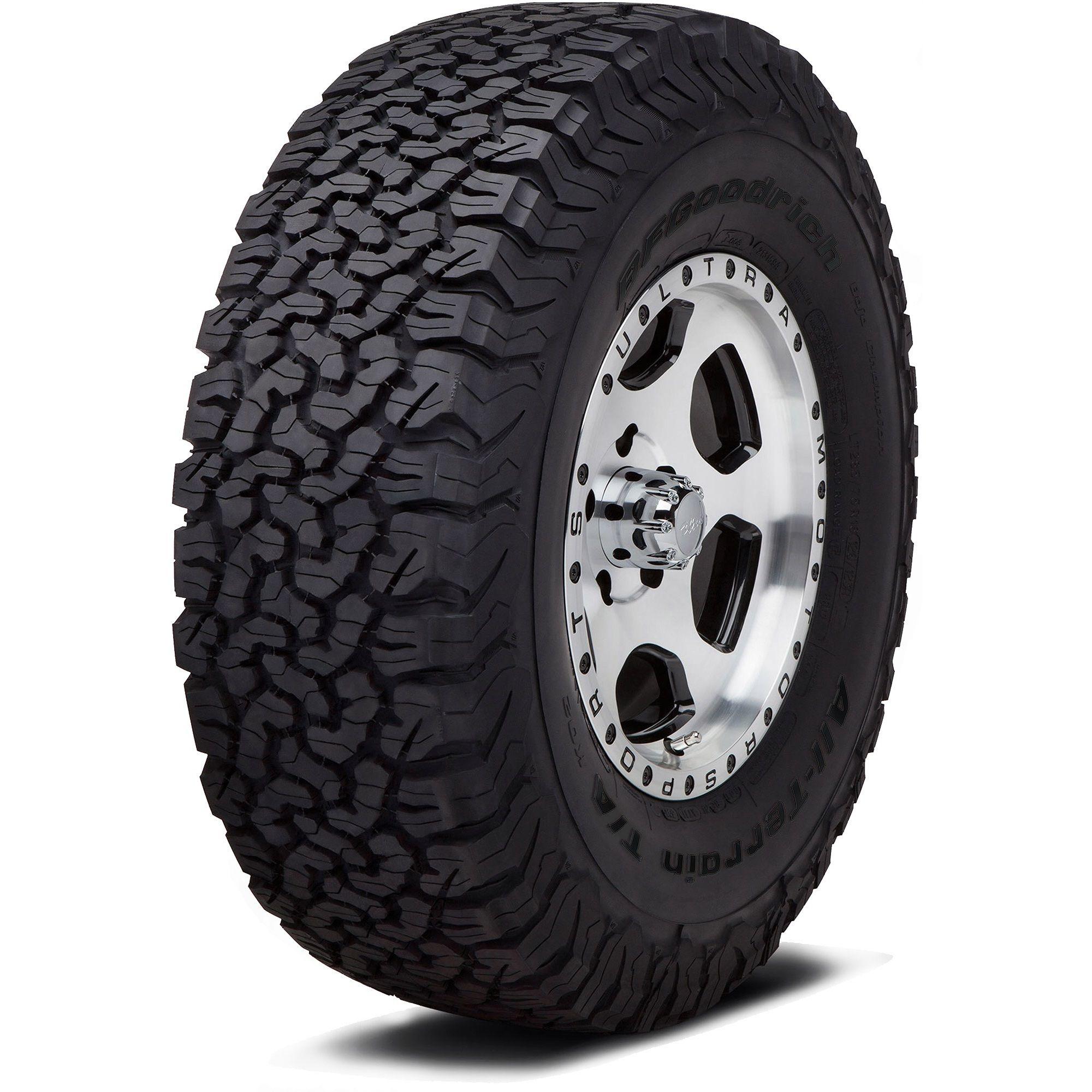 LT265//75R16//E 123R BFGoodrich Commercial T//A All-Season 2 All-Season Radial Tire