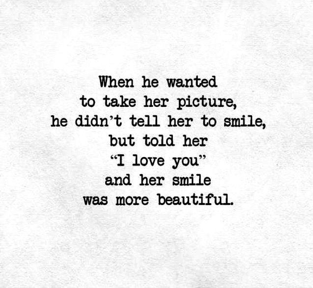 Just smile...xxx