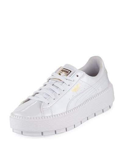 f44288486bd X402C Puma Basket Platform Trace Sneaker