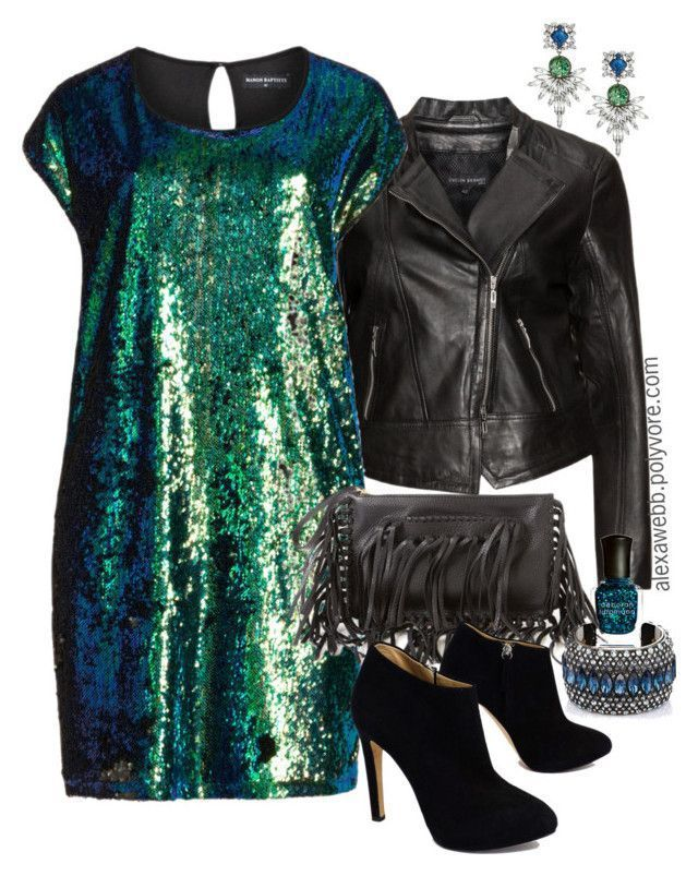 fed7a63e4 Plus Size - NYE Idea 1 by alexawebb on Polyvore #plussize #plussizefashion # outfit