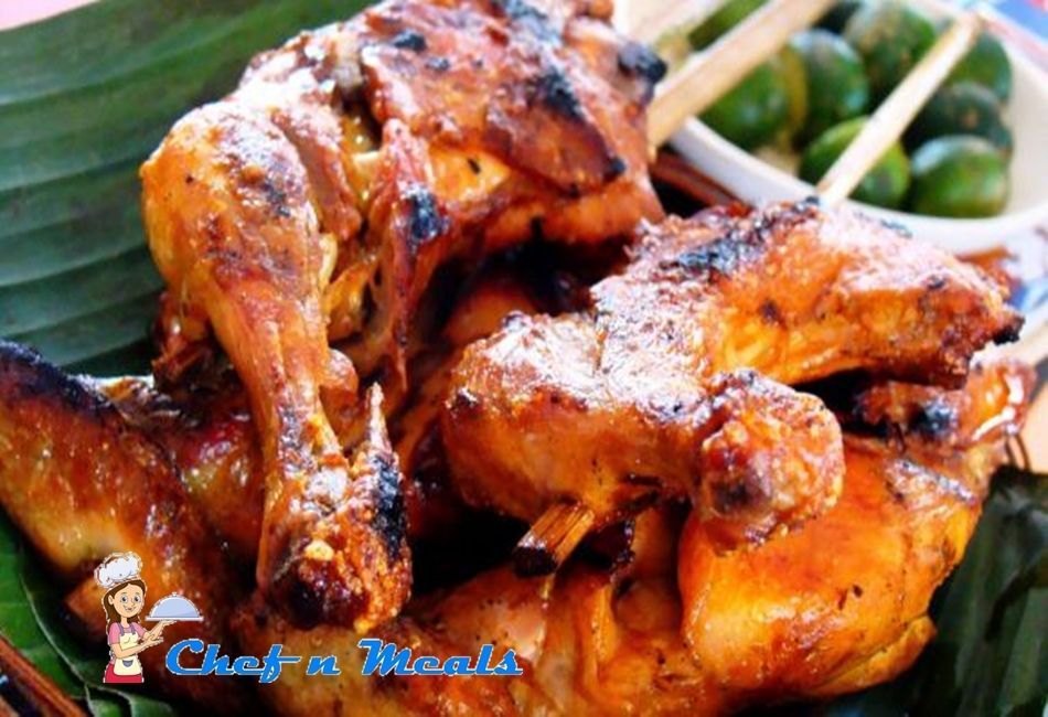 How to Cook Chicken Inasal Recipe of Mang Inasal - Ingredients 1 kg