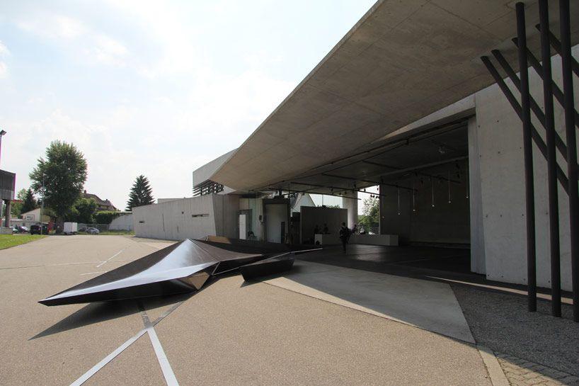 Vitra Fire Station / Zaha Hadid Architects | Zaha Hadid | Pinterest