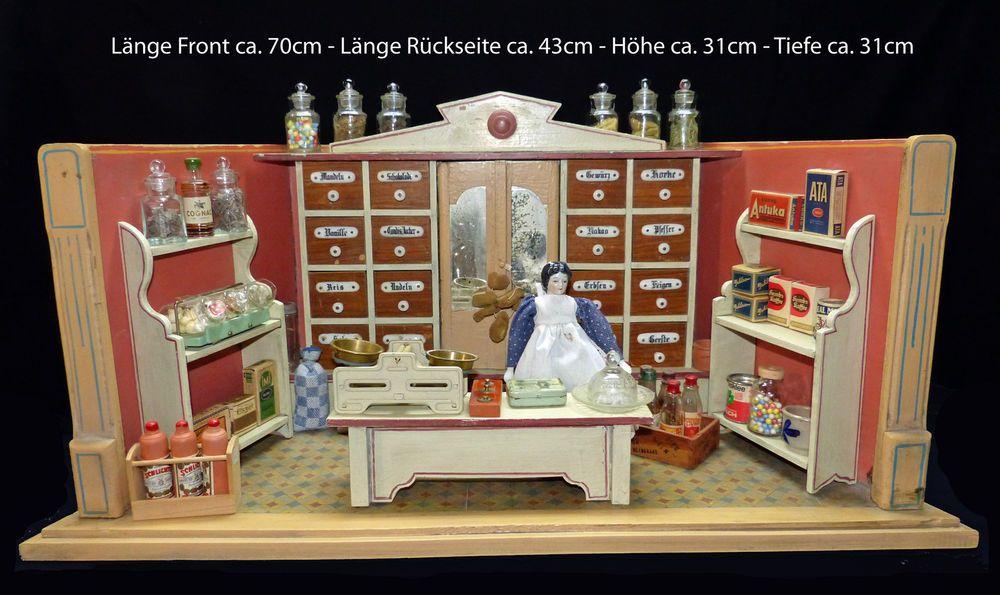 Kaufladen komplett  um 1910/1930  | eBay