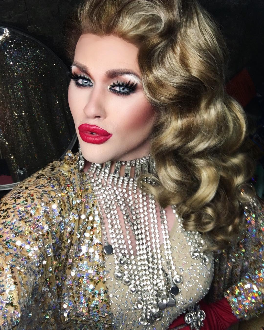 Drag Queen Diva | Girls Wearing Heavy Makeup So Sexy And Slutty | Pinterest | Diva Queens And ...
