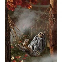 Scare the trick or treaters by having the spookiest porch around. Need ideas? I have plenty of suggestions and scary props to help you decorate...