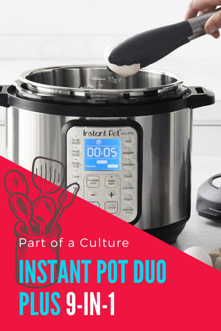Instant Pot Duo Plus 6 Qt 9 In 1 Review 2020 In 2020 Instant Pot Instant Pot Pressure Cooker Instant Pot Recipes