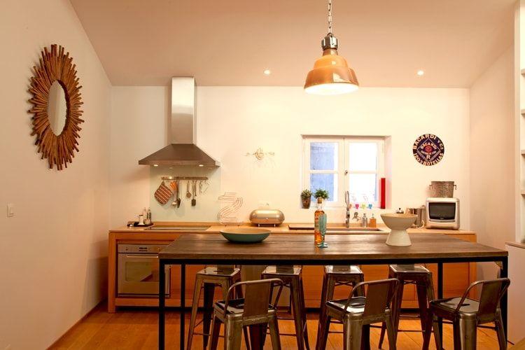 Une cuisine conviviale Déco cuisine Pinterest