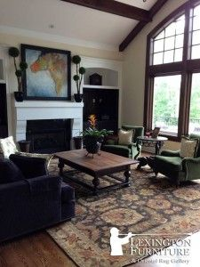 Big Rugs Can Make A Big Difference Lexingtonorientalrugs Com Blog Big Rugs Rugs In Living Room Living Room