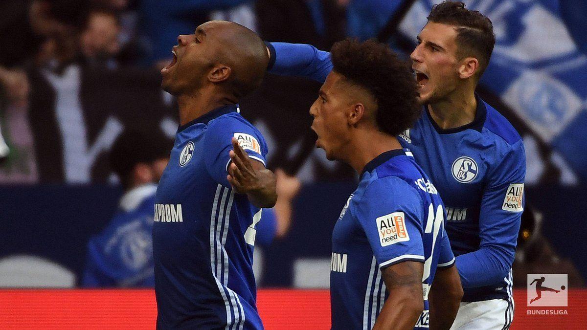 Schalke 04 v VfB Stuttgart