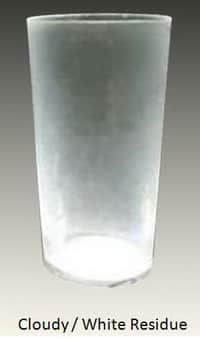10 Reasons Your Dishwasher Leaves White Film On Glasses And Dishes Cleaning Glass Cleaning Your Dishwasher Clean Glasses