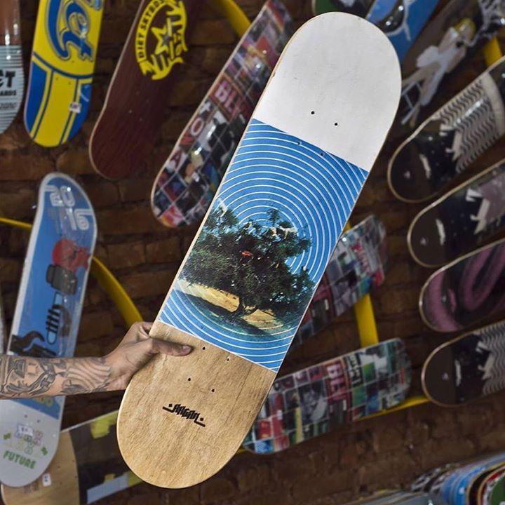 Shape @argan_skateboards_oficial marca local com produção própria para você que acredita em nossa região. #anapolis #rootsskateshop #GO by rootsskateshop http://ift.tt/1VgZcoo