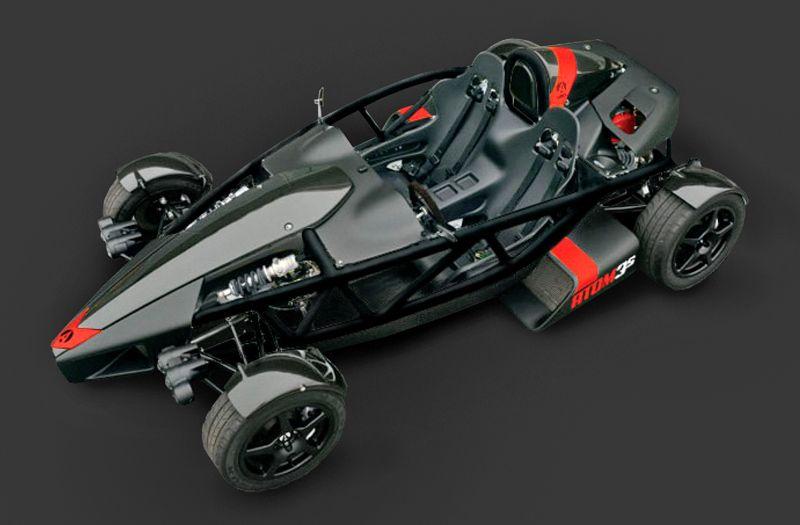 Ariel atom 3s turbo voiture de r ve pinterest voiture - Voiture ariel atom ...