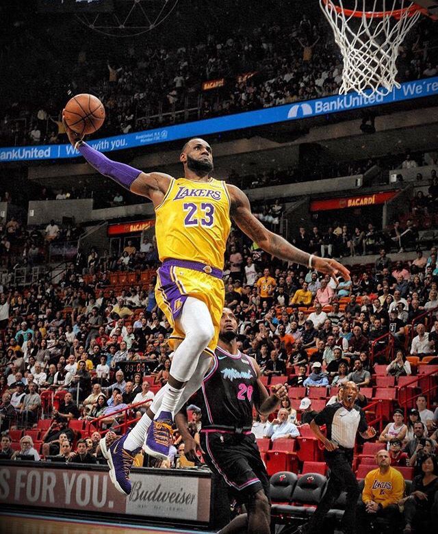 Pin by Tommytom on Lebron james Lebron james lakers