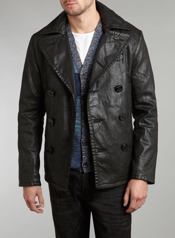 Polo Ralph Lauren Oilcloth Fireman's Jacket - Coats & Jackets ...