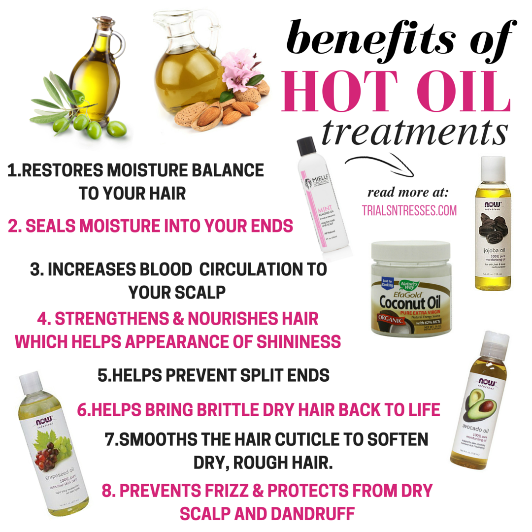 Benefits Of Hot Oil Treatments Trials N Tresses Hot Oil Treatment Oil Treatments Oil Treatment For Hair