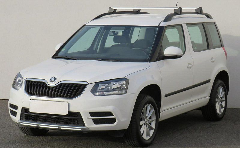 Skoda Yeti 1 2 Tsi Car Vehicles Cars