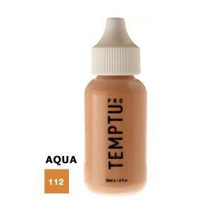 Aqua Foundation by temptu #22