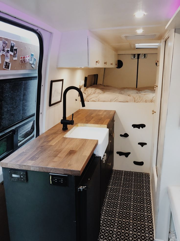 Photo of 4×4 Sprinter Van Conversion Tour With Shower | Dynamo Ultima