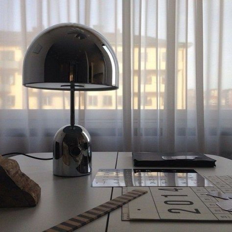 Tom Dixon Bell Table Lamp Top 10 Most Beautiful And Trendy Table Lamps Of 2014 Decorationlovers Design Toplighting Arc Lamp Table Lamp Tom Dixon Lamp