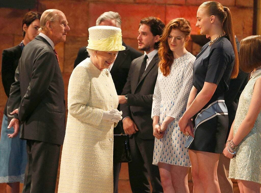 Throwback to the time when Queen Elizabeth visited the