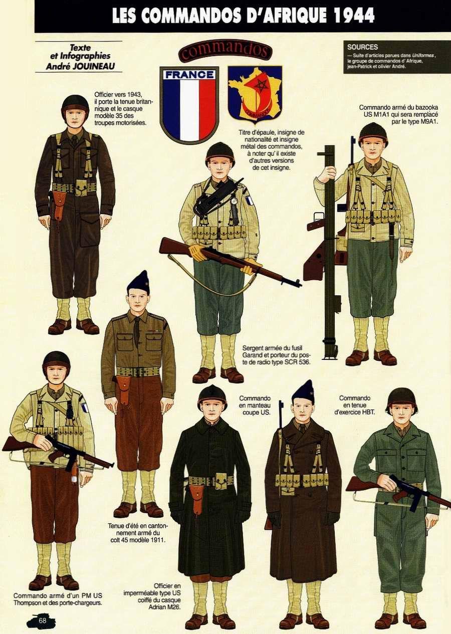 Parachutistes / commando / Jedburghs / BCRA / S.O.E. / O.S.S. / S.A.S 207f93592f01777facaaa5f56b3bc9ab