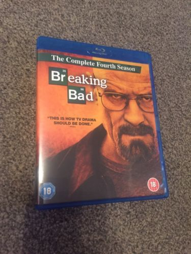 #Breaking bad #season 4 blu ray,  View more on the LINK: http://www.zeppy.io/product/gb/2/262739280093/