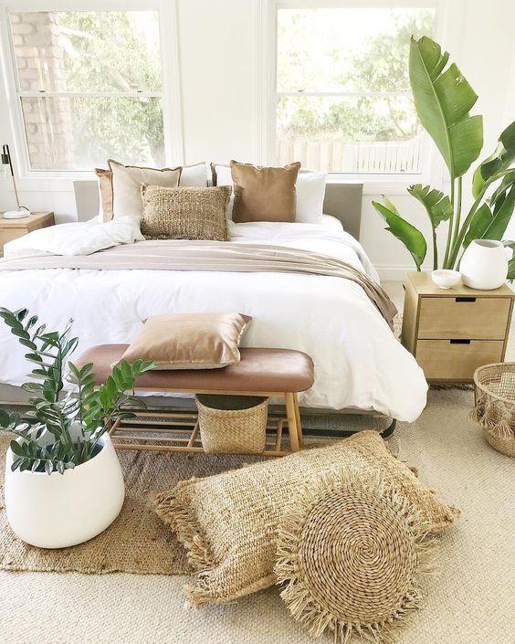 32 Erstaunliche Skandinavische Design Ideen Fur Schlafzimmer Designideen Er Design Della Camera Da Letto