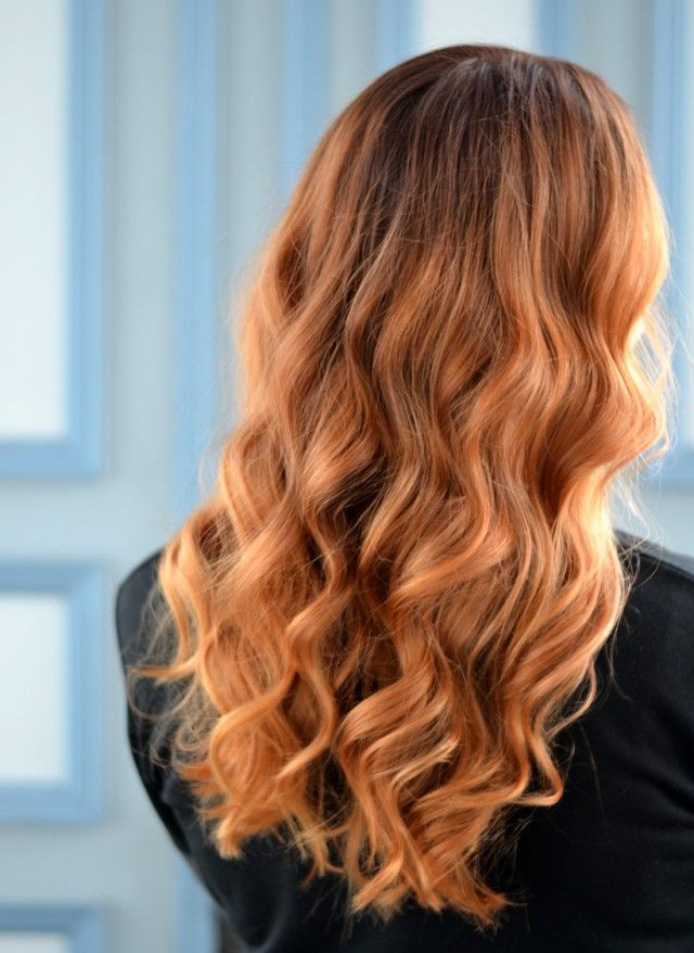 Ginger hair #curls #redhair
