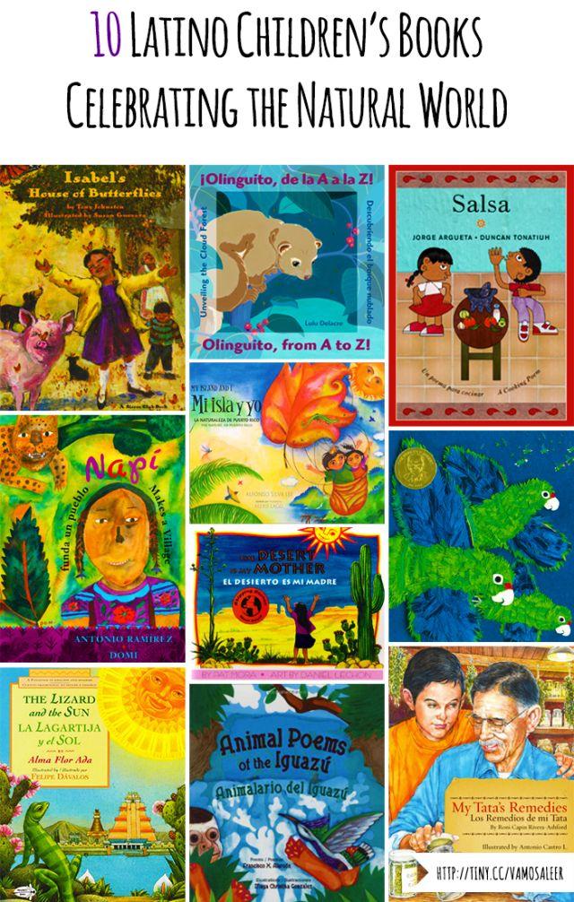 Reading Roundup: 10 Latino Children's Books Celebrating ...