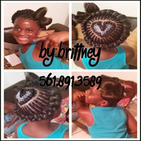 african american braided hairstyles for little girls