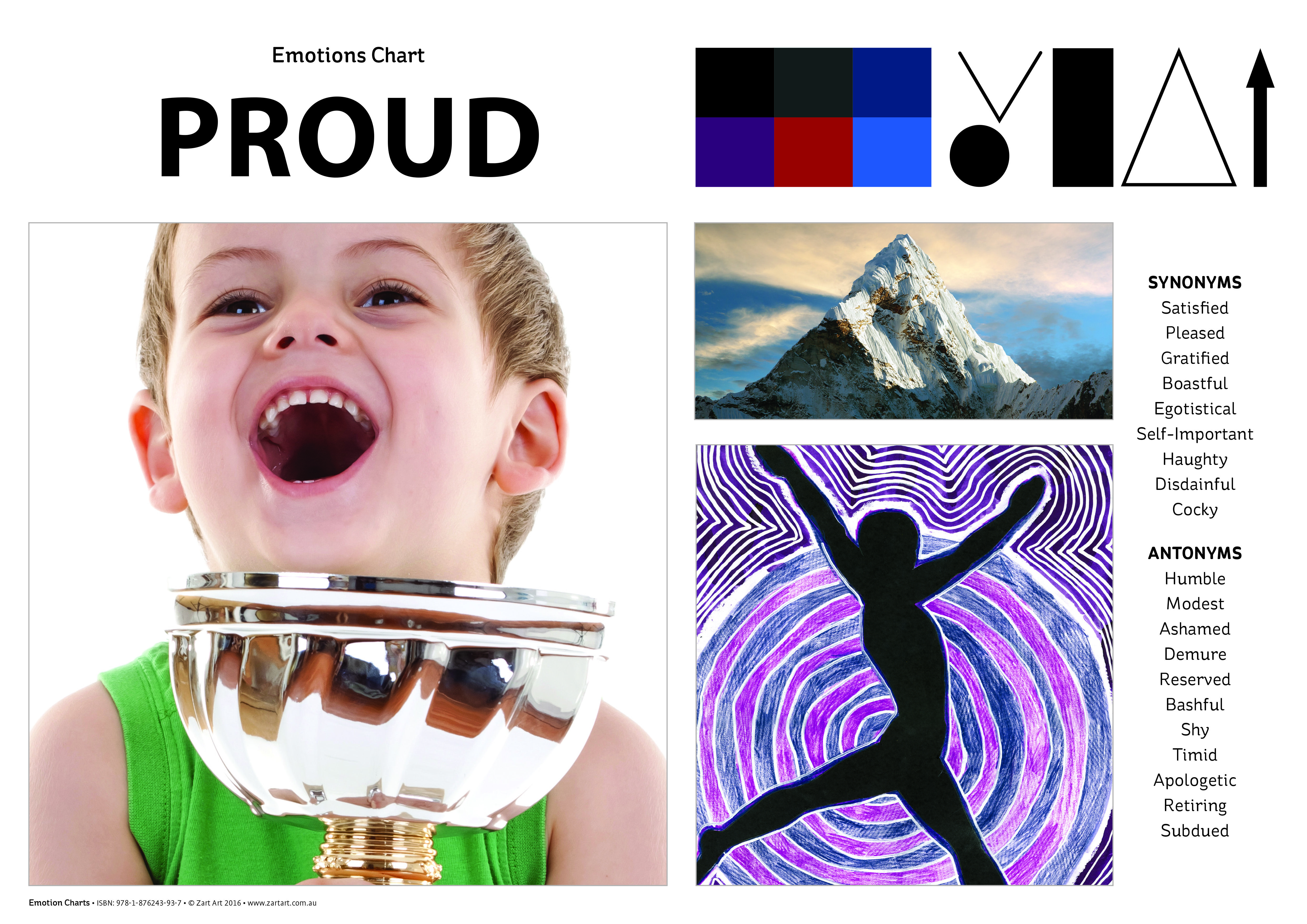 Encourage Kids To Be Proud Of Not Only Themselves But In