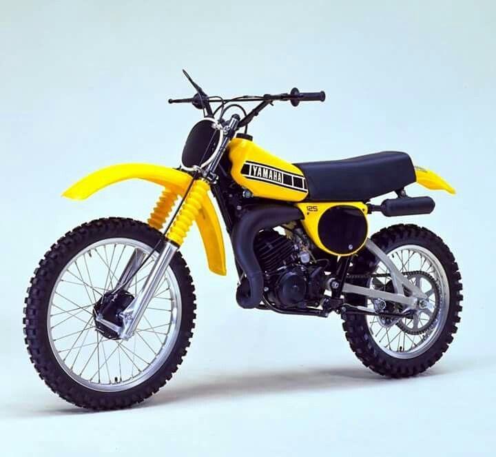 Yamaha Yz 125 Yamaha Bikes Yamaha Motocross Vintage Bikes