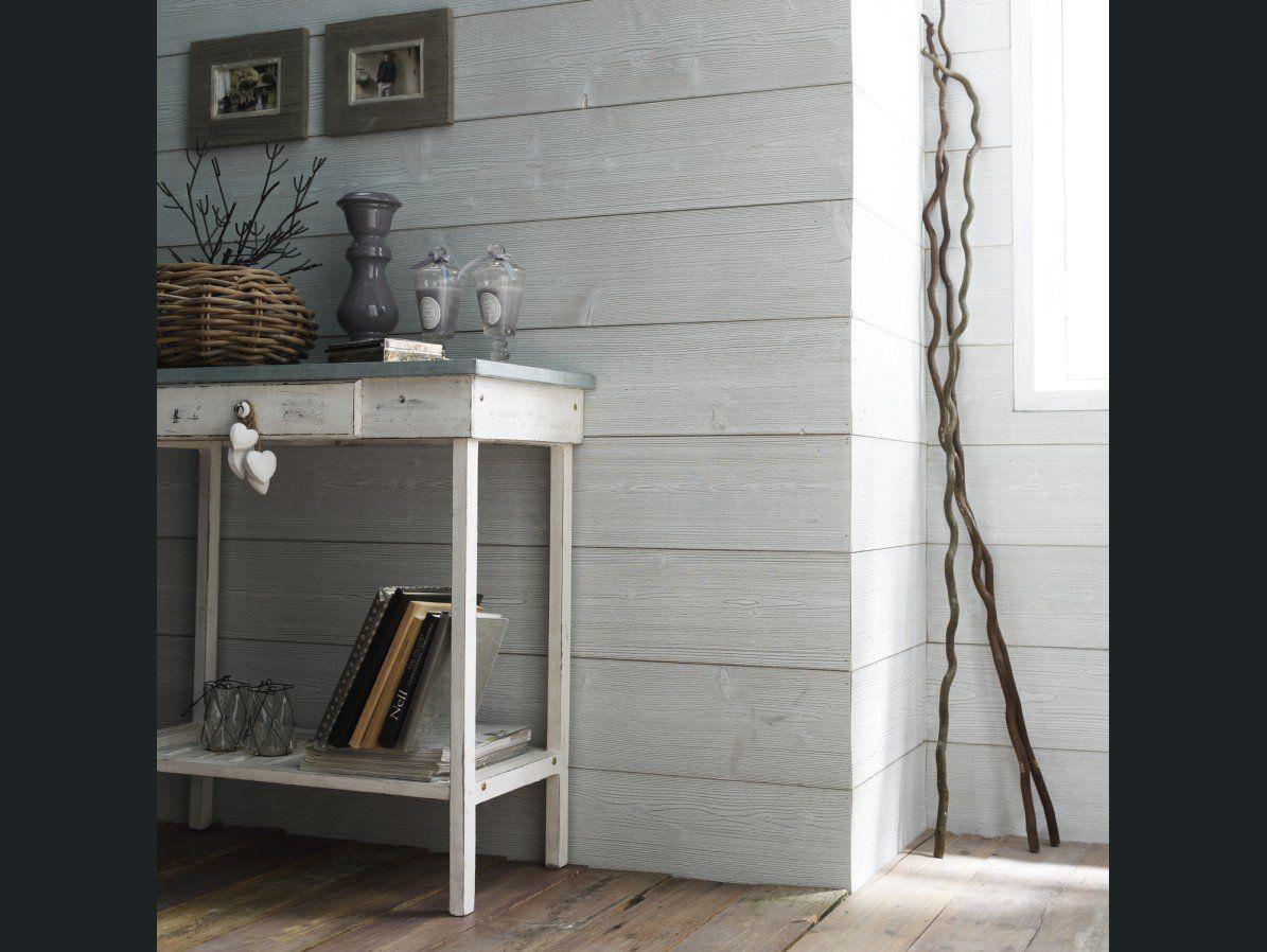 Diaporama le lambris transforme les murs notre chambre pinterest ps et d coration - Lambris peint ...