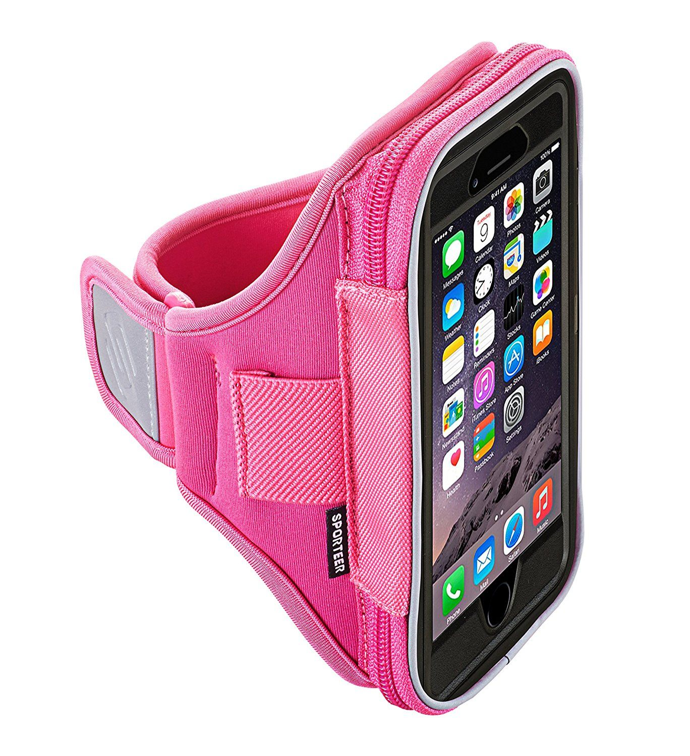 Sporteer Velocity V6 Armband for iPhone X, iPhone 8
