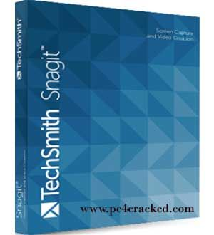TechSmith Snagit 13 Crack is a screen capturing software. It allows the user to take snapshot of your screen and record them too. You can further edit the