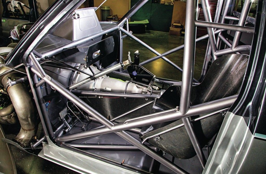 Chevy S10 Roll Bar